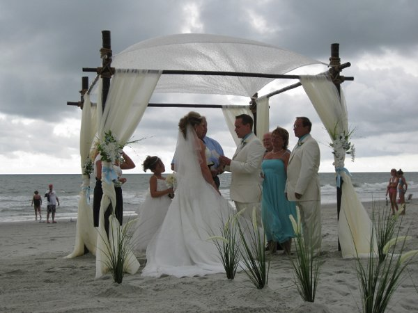photo 6 of Sweetwater Bamboo Beach Wedding Events