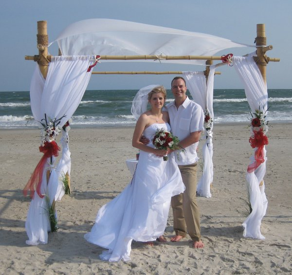 photo 9 of Sweetwater Bamboo Beach Wedding Events