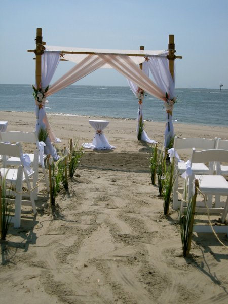 photo 12 of Sweetwater Bamboo Beach Wedding Events