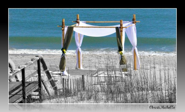 photo 14 of Sweetwater Bamboo Beach Wedding Events