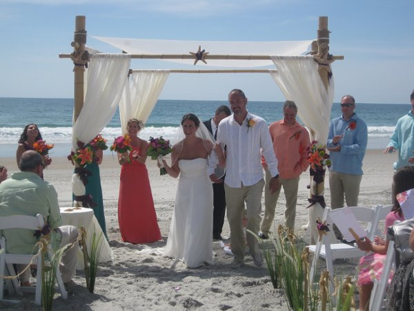 photo 30 of Sweetwater Bamboo Beach Wedding Events