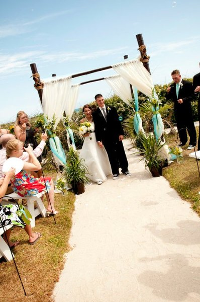 photo 35 of Sweetwater Bamboo Beach Wedding Events