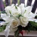 130x130 sq 1466031224357 gusandkristiweddingflowerswinterweddingroseandlily