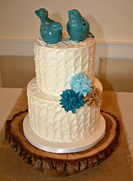 Wicked Cake Creations Dayton Oh Wedding Cake