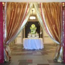 130x130 sq 1479237004863 indian wedding reception decoration in front of st