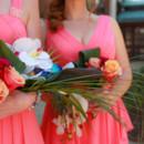 Hawaiian inspired wedding.