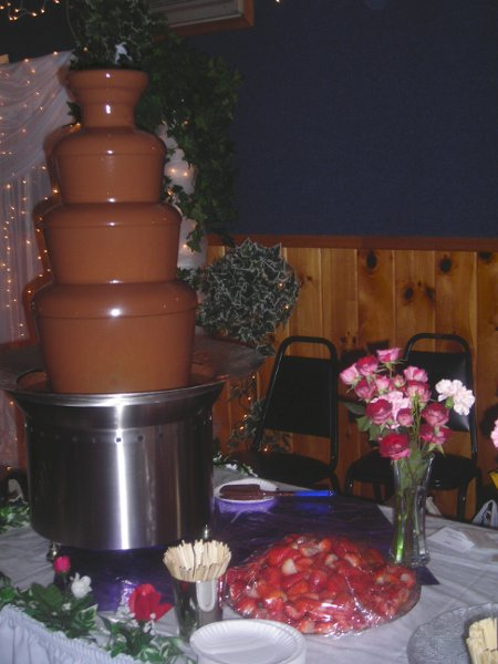 photo 6 of Leroy's Chocolate Fountains