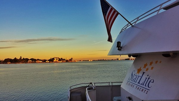 Starlite Dining Cruises Clearwater Beach Fl Wedding Venue