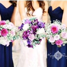 220x220 sq 1503961118772 bridesmaid bouquets