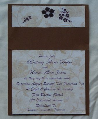 photo 3 of Not Your Mother's Invitations