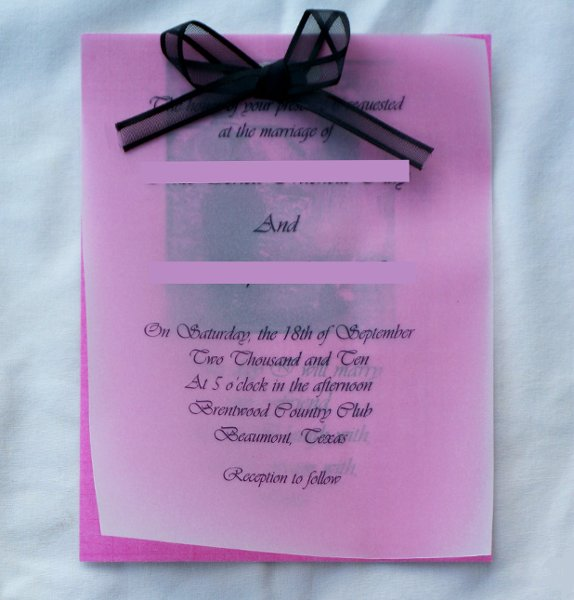 photo 5 of Not Your Mother's Invitations