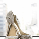 130x130 sq 1390502637946 silver wedding shoe