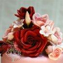 130x130 sq 1294023817776 rosesweddingcakesugar