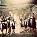 130x130 sq 1458658068747 bride and bridesmaids at walkway at hideout on the