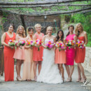130x130 sq 1458658089595 bride and bridesmaids under the floral canopy at h