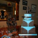 130x130 sq 1383625636099 leather wedding cakew