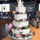 130x130 sq 1473348492395 shabby chic wedding cake with textured buttercream