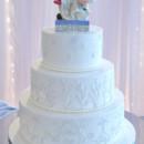 130x130 sq 1473360060973 winter wedding cake