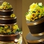 64x64 sq 1332435326587 chocolategoldweddingcake
