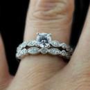 130x130 sq 1415908506625 amore wedding set