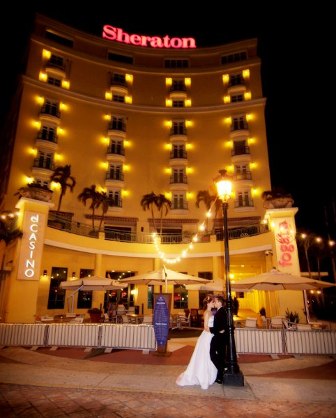san juan hotel and casino weddings
