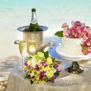 130x130_sq_1296753619111-weddingcakeandchampagnewithflowersstjohnusvirginislandsimg2964