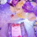 130x130 sq 1420071059939 pink  purple romantic wedding decor 7