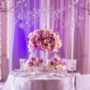130x130 sq 1420071063157 pink  purple romantic wedding decor 10