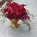 130x130 sq 1423342971281 elizabeth hossick bouquet closeup in urn