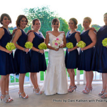 220x220 sq 1414438840570 bridal party 002
