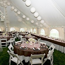 220x220 sq 1288898039070 weddingtentpaperlanterns