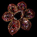 130x130 sq 1288913156920 brooch8798goldred72retail