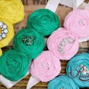 130x130 sq 1357530817024 silkflowerbeltscustomrosebudlips2969