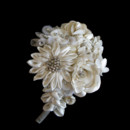 130x130 sq 1374782791288 123sarah morgan bridal headpiece bouquet