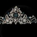 130x130 sq 1374783627314 123 blue sarah morgan bridal headpiece empress