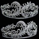 130x130 sq 1374784741826 art deco bridal headwear tiaras