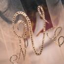 130x130 sq 1382135909190 monogrammed wedding veil.arlenedelucacopym