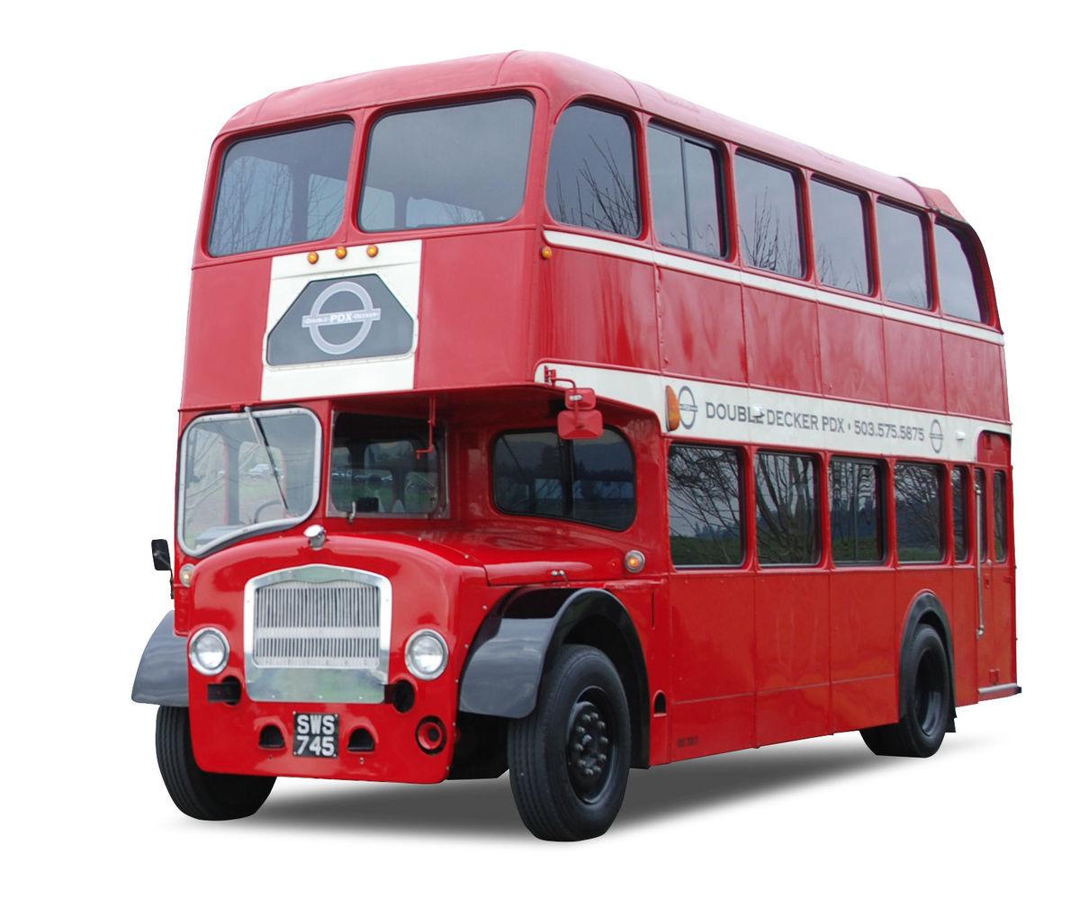 Double Decker London Bus Bed