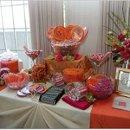 130x130 sq 1289715455741 orangeandpinkbuffet1