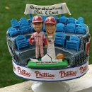 Philly Grooms Cake