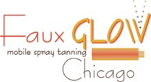 Faux Glow Chicago photo