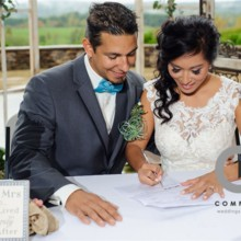 220x220 sq 1481257218523 lisamatt signing the papers
