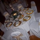 Tammy & Brian Table setting