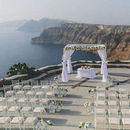 130x130 sq 1477361404 74b7b9ac8d302a8f 1477360157417 wedding reception santorini
