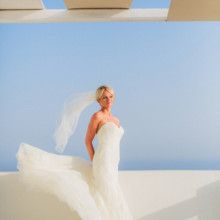 Marryme in Greece Planning Athens Santorini WeddingWire