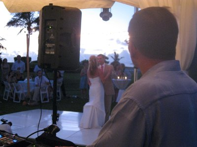Miller DJ ~ Hawaii Wedding DJ