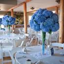 130x130 sq 1376412257200 blue centerpieces