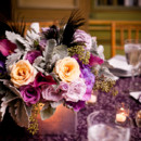 130x130 sq 1376412476611 elegant purple centerpieces