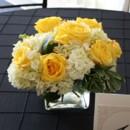 130x130 sq 1376413244362 lemon yellow cube vase for wedding centerpiece