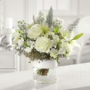 130x130 sq 1376413385989 white centerpieces 05